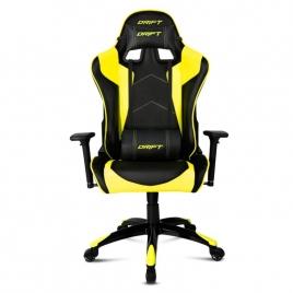Silla Gaming Drift DR300 Black/Yellow