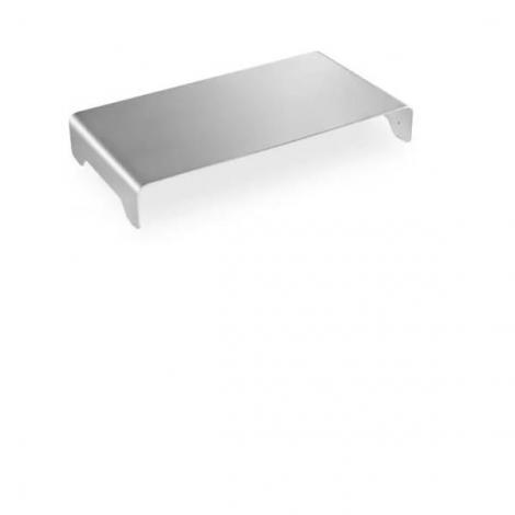 Soporte Monitor Digitus Elevador Ergonomico Silver