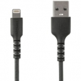 Cable Startech USB 2.0 a Macho / Apple Lightning Macho 1M Black