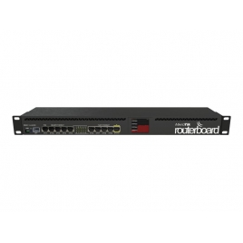Router Wireless Mikrotik RB2011UIAS-RM 5XGB 5X10/100 1Xsfp
