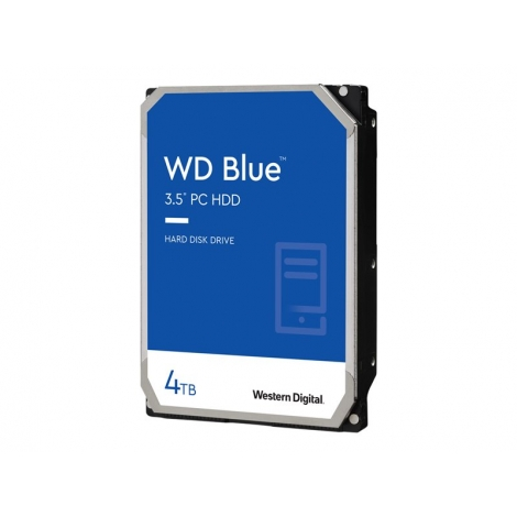 Disco Duro 4TB Sata6 64MB Western Blue