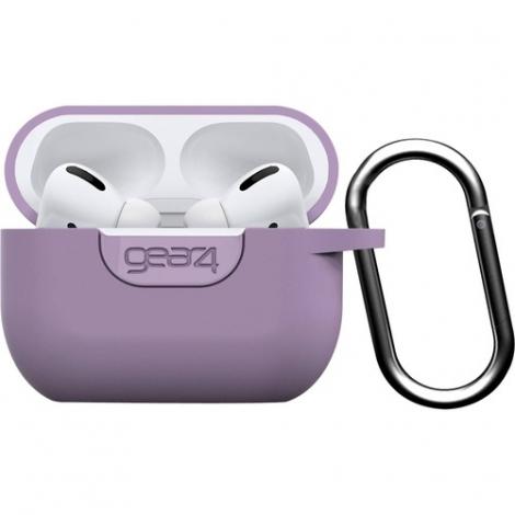 Funda Gear4 Apollo Silicona Purple para Estuche Airpods PRO