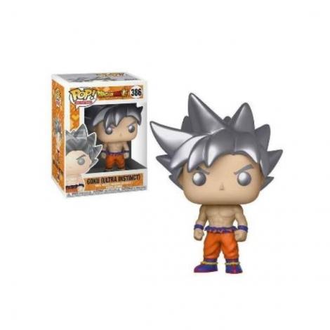 Figura Funko POP Anime Dragon Ball Goku Silver