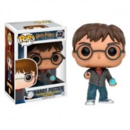 Figura Funko POP Harry Potter con Profecia