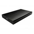 "Carcasa Disco Duro 2.5"" Coolbox Slimchase Sata USB 3.0 Aluminio Black"