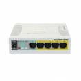 Switch Mikrotik Rb260gsp 10/100/1000 5 Puertos + 1 SFP