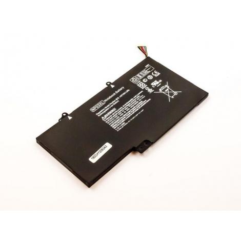 Bateria Portatil Coreparts 11.1V 3870MAH 43WH para HP