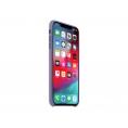 Funda iPhone XS MAX Apple Leather Case Lillac