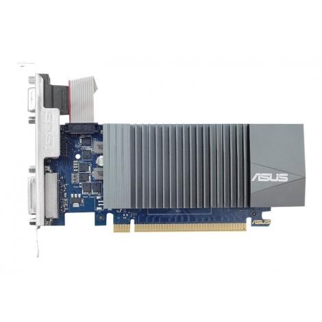Tarjeta Grafica PCIE Nvidia GF GT 710 2GB DDR5 DVI HDMI VGA LP Silent