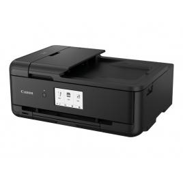 Impresora Canon Multifuncion Color Pixma TS9550 15IPM A3 LAN WIFI Black
