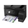 Impresora Epson Multifuncion Color Ecotank ET-4700 33PPM Duplex LAN WIFI FAX Black