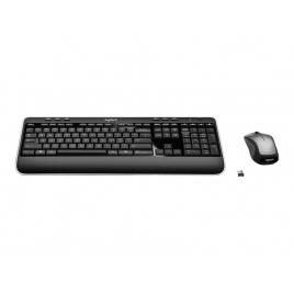 Teclado + Mouse Logitech Wireless MK520