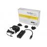 HUB Startech ST4300 Mini 4 Puertos USB 3.0 Black
