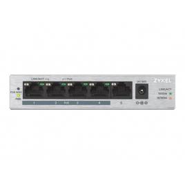 Switch Zyxel Gs1005hp 10/100/1000 5 Puertos