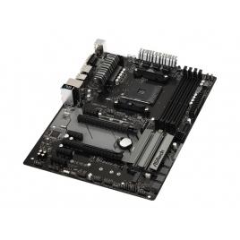 Placa Base Asrock AMD B450 PRO4 Socket AM4 ATX Grafica DDR4 Sata Glan USB-C