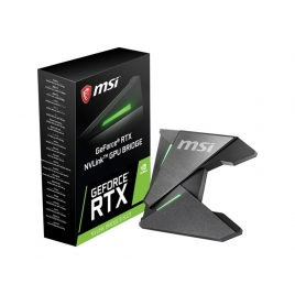 Adaptador Msi Bridge SLI Geforce RTX Nvlink GPU Bridge 3-SLOT