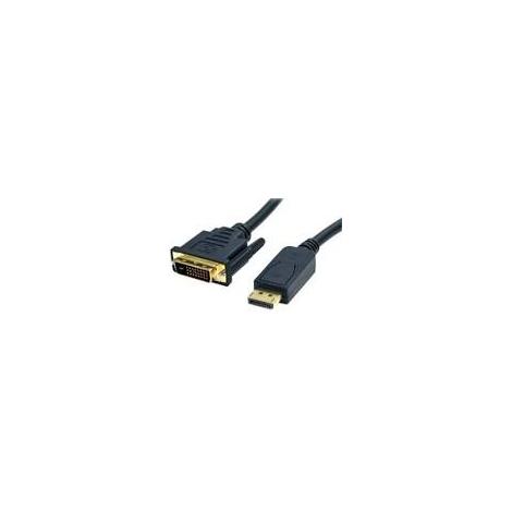 Cable Startech DisplayPort Macho / DVI Macho 1.8M
