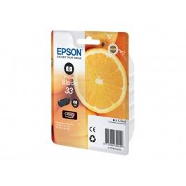 Cartucho Epson 33 Photo Black Expression Home XP-63 830 Expression Premium XP-530
