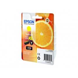Cartucho Epson 33XL Yellow Expression Home XP-63 830 Expression Premium XP-530