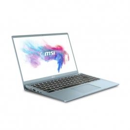 "Portatil Msi Modern 14-050XES CI7 10510U 16GB 1TB SSD 14"" FHD Freedos Blue"