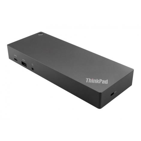 Puerto Replicador USB-C Lenovo 2Xhdmi + RJ45 + 2XDP + 2Xusb 2.0 + 4Xusb 3.0 + Jack