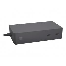 Puerto Replicador USB-C Microsoft RJ-45 + 2Xusb 2.0 + 4XUSB-C + Jack