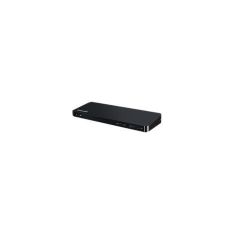Puerto Replicador USB-C Toshiba 2Xhdmi + RJ45 + DP + Mini DP + VGA + 4Xusb 3.0 + 2XUSB-C + Jack