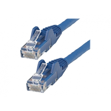 Cable Startech red RJ45 CAT 6 1M Blue