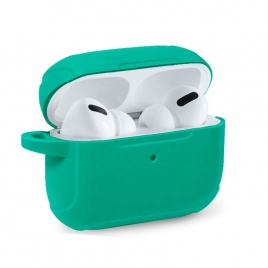 Funda Cool Silicona Soft Mint para Estuche Airpods PRO