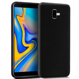 Funda Movil Back Cover Cool Silicona Black para Samsung Galaxy J6+ 2018 J610