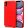 Funda Movil Back Cover Cool Silicona Cover red para iPhone 11