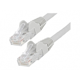 Cable Startech red RJ45 CAT 6 5M Gray