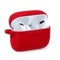 Funda Cool Silicona Soft red para Estuche Airpods PRO