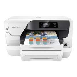 Impresora HP Color Officejet PRO 8218 20PPM Duplex LAN WIFI Black