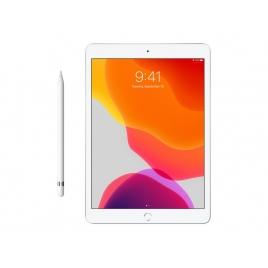 """iPad Apple 2020 10.2"""" 128GB WIFI + 4G Silver"""