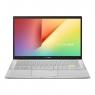 """Portatil Asus Vivobook S433EA-AM612T CI7 1165G7 16GB 512GB SSD 14"""" FHD W10 Silver / White"""