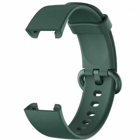 Correa Xiaomi Needle Pine Green para mi Watch Lite