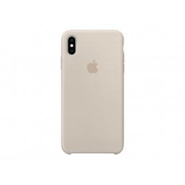 Funda iPhone XS MAX Apple Silicone Stone