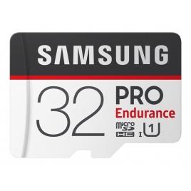 Memoria Micro SD Samsung 32GB PRO Class 10 100Mpbs + Adaptador