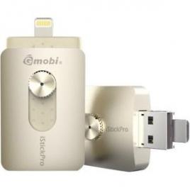 Memoria USB Silver HT 32GB Istick PRO Gold