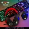 Pack Gaming Energy Teclado ESG K2 + Mouse ESG M2 + Auriculares ESG 2
