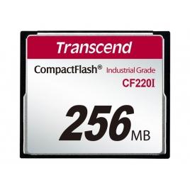 Memoria Compact Flash Transcend 256MB CF220I