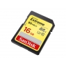 Memoria SD Sandisk 16GB UHS 3 Class 10 Extreme