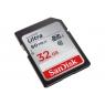 Memoria SD Sandisk 32GB Class 10 80MB/S Ultra