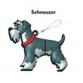 Memoria USB HT Animales 8GB DOG Schnauzer