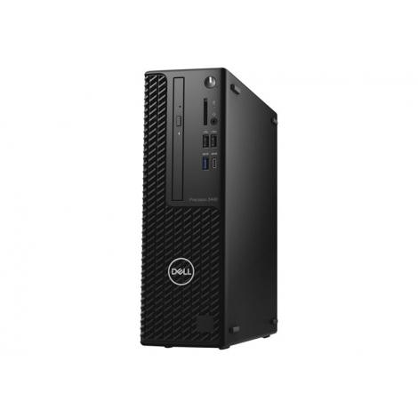 Ordenador Dell Precision 3440 SFF CI7 10700 2.9GHZ 16GB 512GB SSD Dvdrw W10P Black