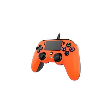 Mando PS4 Nacon Compact Orange