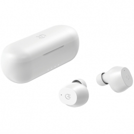 Auricular + MIC Hiditec Bluetooth Earbuds Kondor White