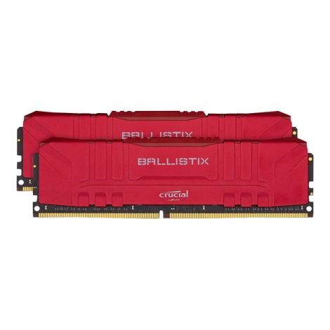 DDR4 16GB BUS 3000 Crucial CL15 Ballistix red KIT 2X8GB