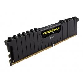 DDR4 32GB BUS 2400 Corsair LC16 Vengeance LPX Black KIT 2X16GB